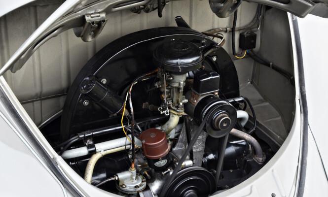 <strong>Fra 1100 til 1200:</strong> Fra slutten av 40-tallet til begynnelsen av 60-tallet fikk Bobla større motorvolum, høyere effekt, helsynkronisert girkasse og mer påkostet interiør. Foto: Stein Inge Stølen
