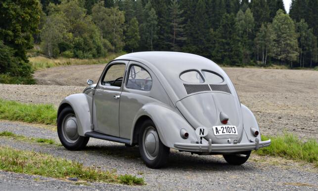 SPLITT: I Norge fra 1947 til 1952. Foto: Stein Inge Stølen