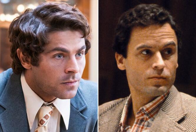 OVERBEVISENDE: Zac Efron er nesten skremmende lik Ted Bundy i «Extremely Wicked, Shockingly Evil and Vile». FOTO: Skjermdump