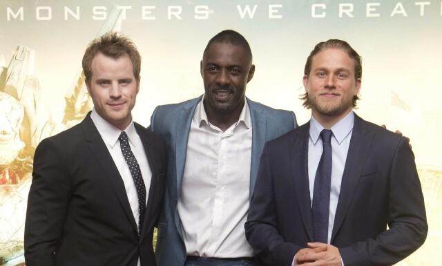 9fb8a235 STJERNEVENNER: Idris Elba er venn med noen av de største profilene fra  Hollywood. Her
