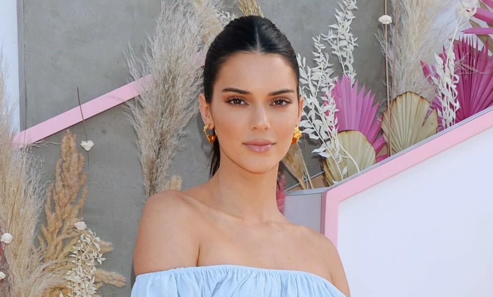 BABY-BOOM?: Kendall Jenners nye familiebilde får flere til å reagere. Foto: NTB Scanpix