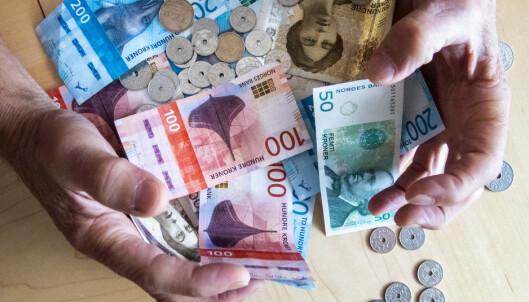 Undersøkelse: Over en halv million nordmenn gjør skattetabbe