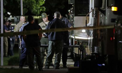 image: USA: Sju personer funnet drept - 25-åring pågrepet