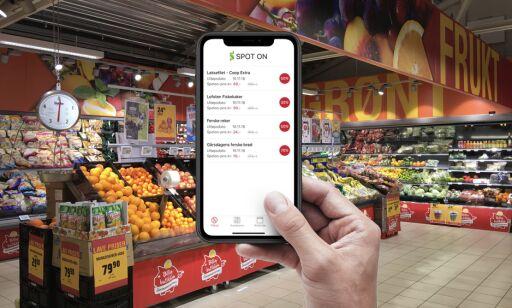 image: Norsk app skal hindre matsvinn