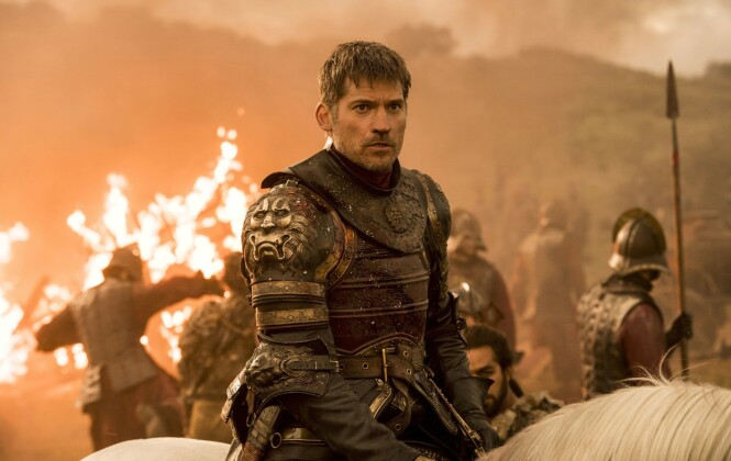 POPULÆR: Nikolaj Coster-Waldau i rollen som Jamie Lannister. Foto: HBO / NTB scanpix