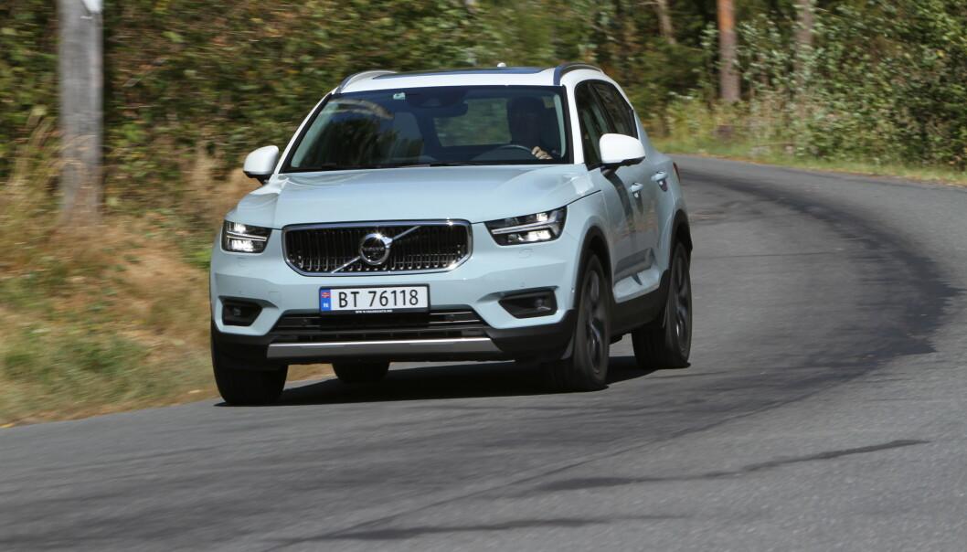 Baner vei for ny Volvo-modell