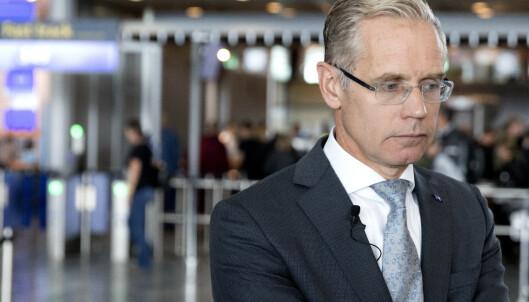 SAS-sjefen: - Vi må få slutt på denne streiken