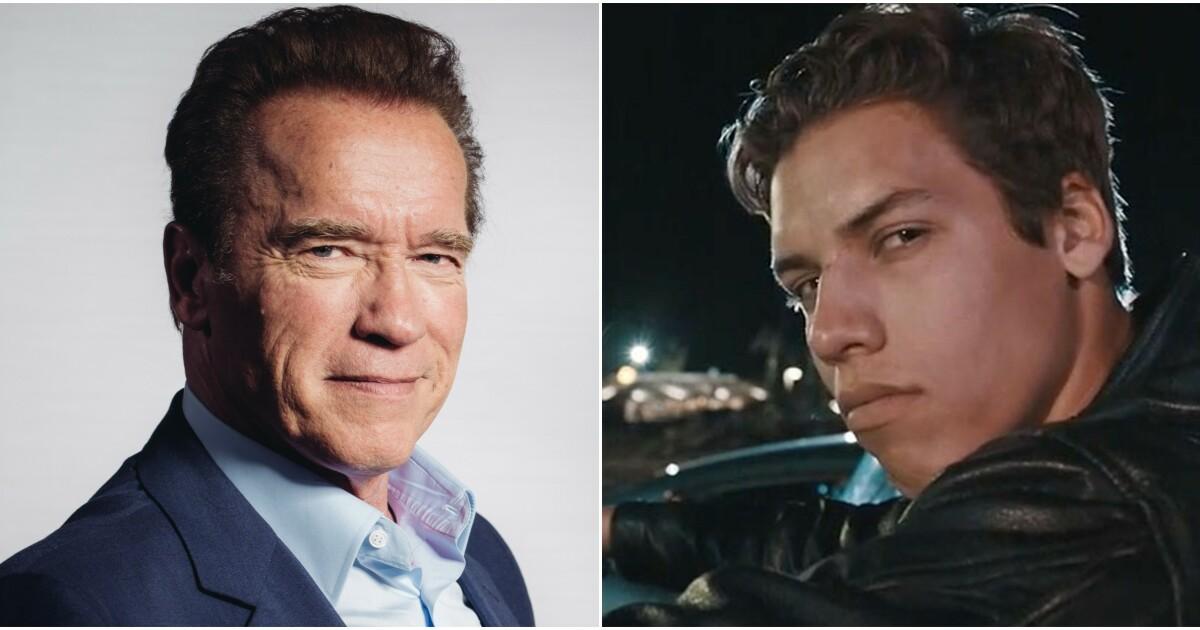 Arnold Schwarzenegger –