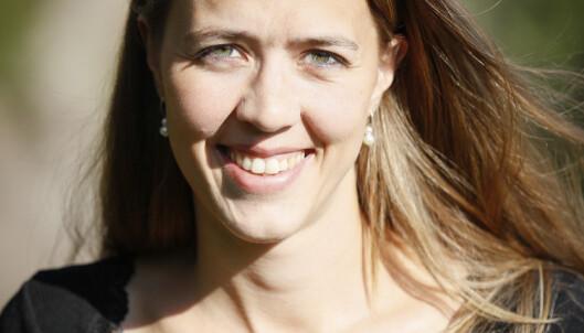 <strong>FORSKER:</strong> Katharina Sass mener ikke prostituerte er tryggere i land hvor bordeller er lovlig. Foto: Privat