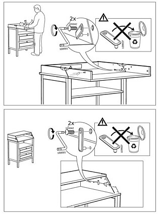 image: - Fest sikkerhetsbeslagene