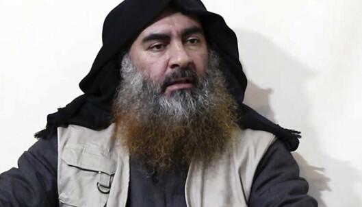 Derfor «gjenoppstår» IS-lederen nå