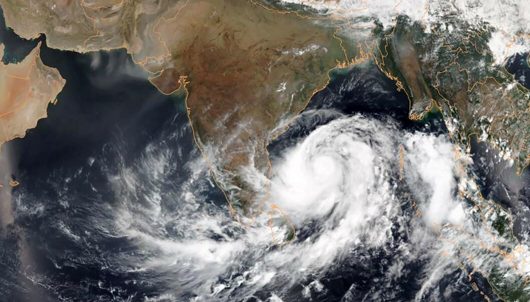 Syklonen Fani omtales som svært ekstrem av indiske meteorologer. Den er ventet å treffe land ved byen Puri ved Bengalbukta fredag.