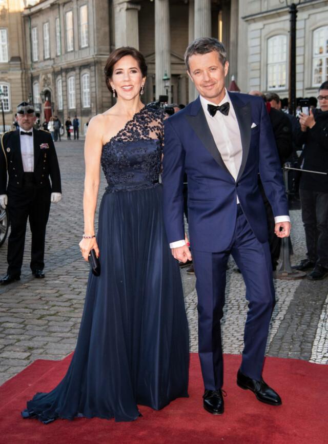 bd0b5a70 MOTELØVE: Kronprinsesse Mary er kjent for sin luksusstil. Her er hun i  bursdagen til