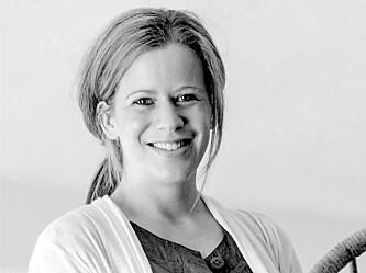 <strong>INTERIØR:</strong> Interiørarkitekt Anne-Linn Nyfelt er partner i Nyfelt og Strand interiørarkitekter AS. Foto: Privat.