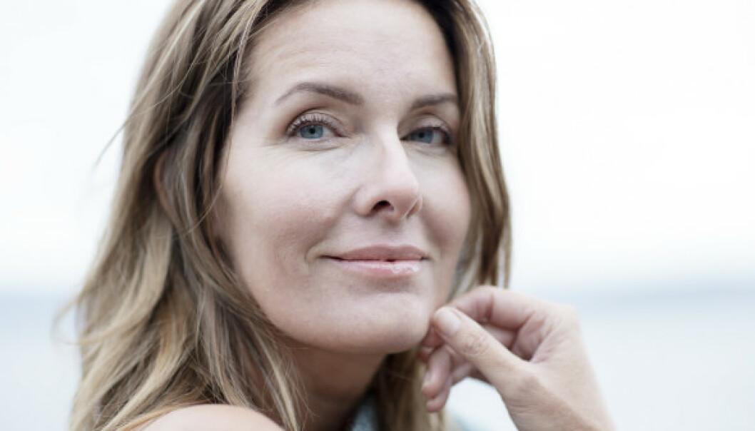 MINDRE RYNKER: Hemmeligheten bak en yngre hud kan ligge i et effektivt tilskudd!