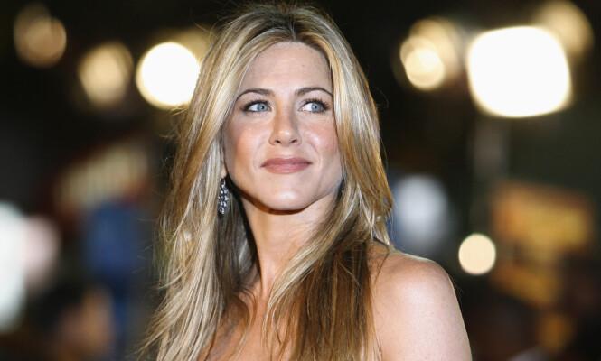 SKILT: Jennifer Aniston skal ikke ha satt pris på Angelina Jolies kommentarer i etterkant av skilsmissen fra Brad Pitt. Her avbildet i 2008. Foto: NTB Scanpix