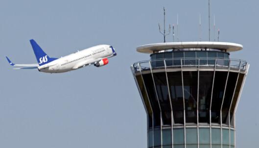 SAS innstiller 709 avganger torsdag
