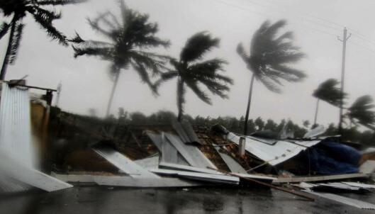 Meteorologene advarer mot «total ødeleggelse»