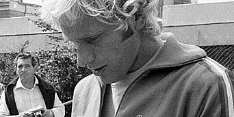 image: Det siste stuntet til «Den blonde engelen» kostet ham livet