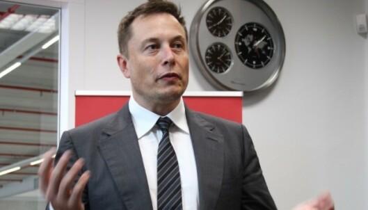 Tesla bekymret for framtidas batteritilgang
