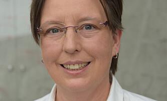 PROFESSOR: Jutta Dierkes mener det skal mye til å få i seg nok kalorier uten fast føde. Foto: Privat