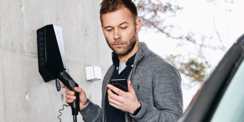 image: Dette må du vite om hjemmelading av elbil