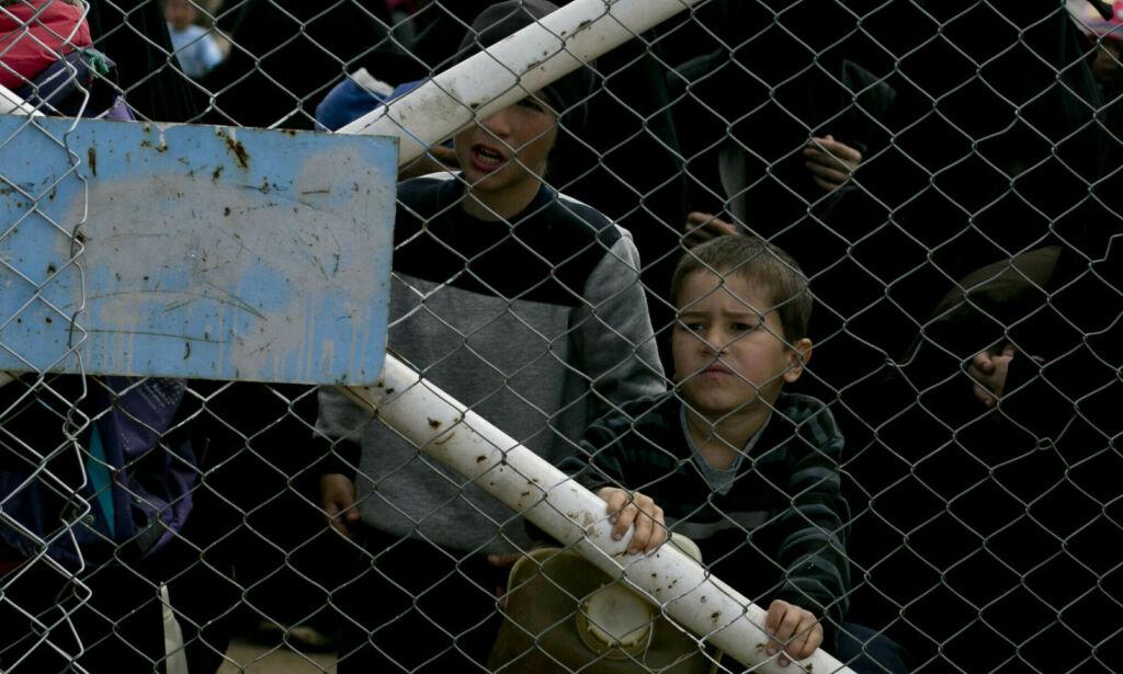 image: Frp krever DNA-testing av Syria-barna