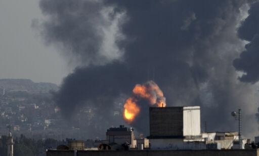 image: Mor og baby drept på Gazastripen