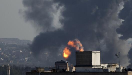 Mor og baby drept på Gazastripen