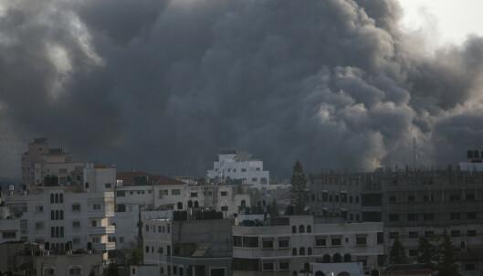 Frykten øker for ny krig på Gazastripen