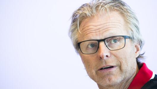 UENIG: Åge Skinstad og Pierre Mignerey slår tilbake mot de russiske påstandene. Foto: NTB Scanpix