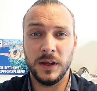 <strong>TRIST:</strong> Marinbiolog og seniorrådgiver for WWF Verdens naturfond reagerer på bildene fra Runde.