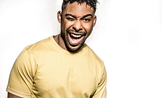 SWEDEN: John Lundvik. Photo: Eurovision