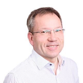 PÅ TOPP: Trond Juvik tjener best av toppsjefene i de fem regionale bompengeselskapene. Foto: Ferde AS