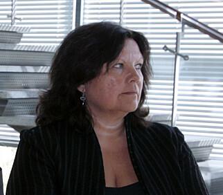 PÅ ANDREPLASS: Anne-Karin Sogn, administrerende direktør for Oslo kommune-eide Fjellinjen AS, er den som tjener nest best av lederne i landets fem regionale bompengeselskaper. Foto: NTB Scanpix