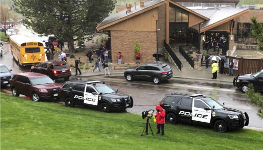 18-åring drept i skoleskyting i USA - flere skadd