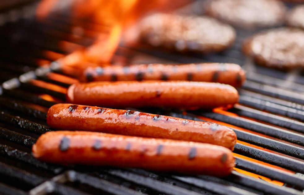 SVIDD: Du bør unngå et jevnlig inntak av svidd mat, ifølge ekspertene. FOTO: NTB Scanpix