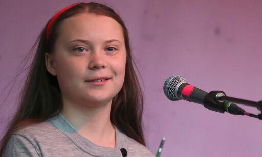 Greta Thunberg til norske politikere: - Vi må handle nå