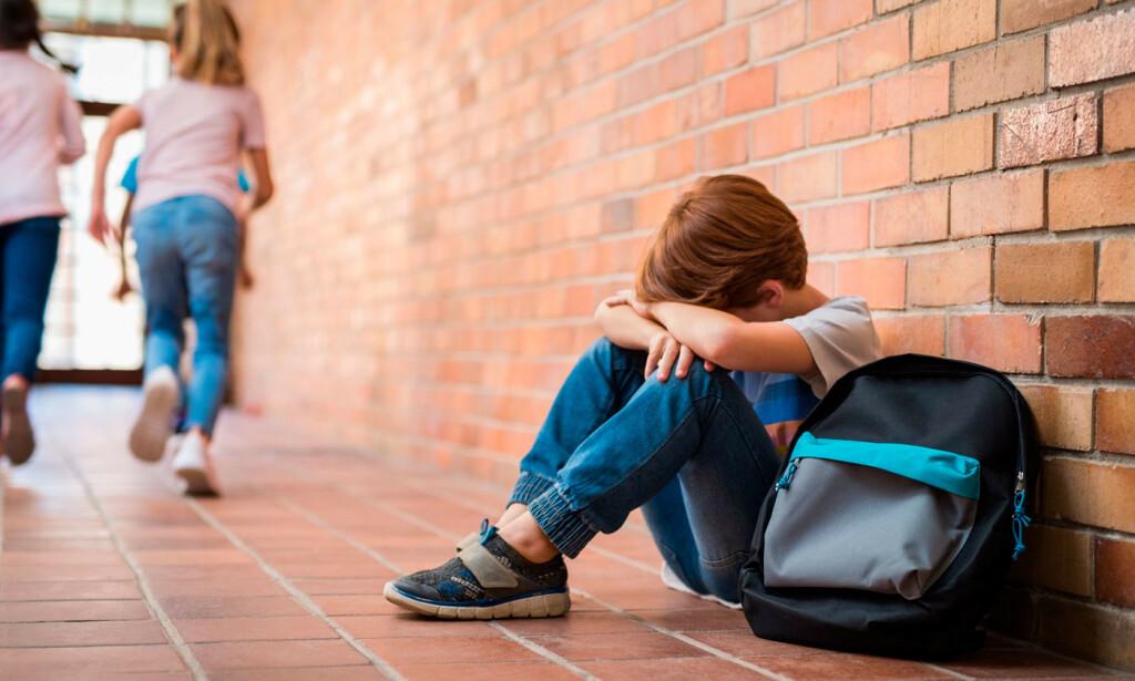 LANGVARIG MOBBING: Gir høy risiko for å utvikle psykiske og fysiske helseplager. Foto: NTB Scanpix/Shutterstock
