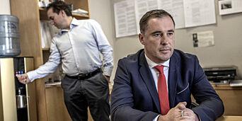 image: Kontroversiell snøkrabbe-lobbyist vil bli Latvias nye president