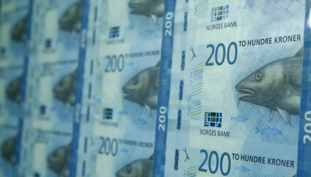 Finanstilsynet har det siste året gjennomført en rekke tilsyn for å kartlegge bankers utlånspraksis. Tilsynene avdekker blant annet at kunder som i henhold til Finanstilsynets retningslinjer ikke skulle ha fått forbrukslån, har fått det likevel. Illustrasjonsfoto: Terje Pedersen / NTB scanpix