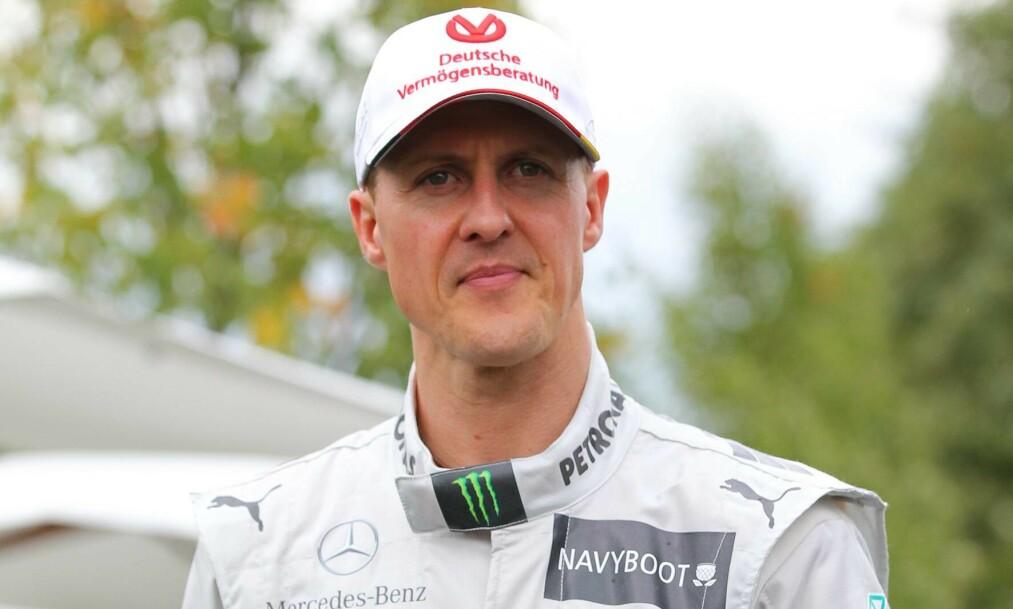 NY DOKUMENTAR: Nå blir Michael Schumacher hovedrollen i ny dokumentar. Foto: Imago / REX / NTB Scanpix