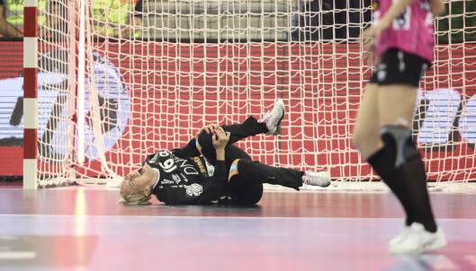 Korsbåndskade for Katrine Lunde, VM-spill uaktuelt