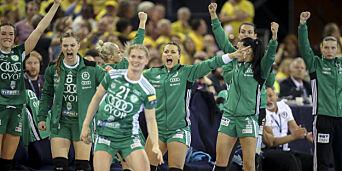 image: Norske stjerner herjet - vant tredje strake Champions League-tittel
