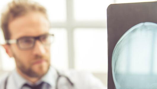 Studie: Hjernerystelse øker risikoen for arbeidsledighet