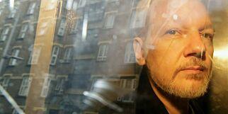 image: Voldtektsetterforskning mot Assange gjenopptas