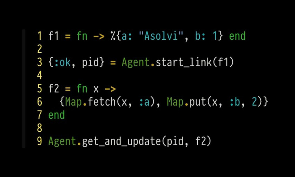 image: Vi elsker funksjonell programmering! Gjør du?