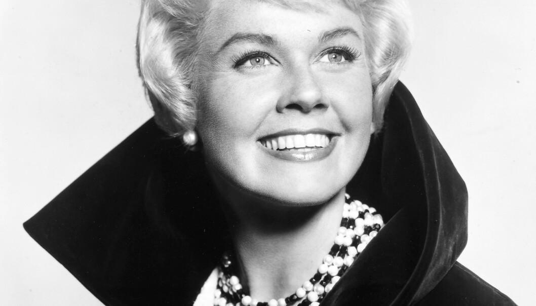 Skuespilleren og sangeren Doris Day er død. Foto: Granger/REX (8666552a) / NTB scanpix