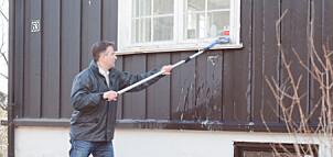 Husvask kan ødelegge selvrensende vinduer