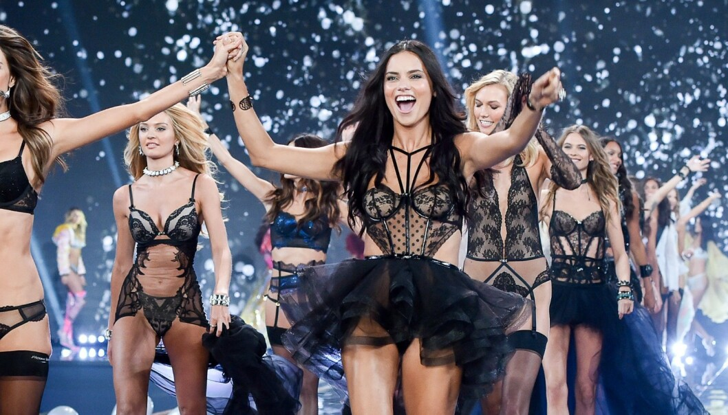 Er det over for Victoria's Secret Fashion Show?